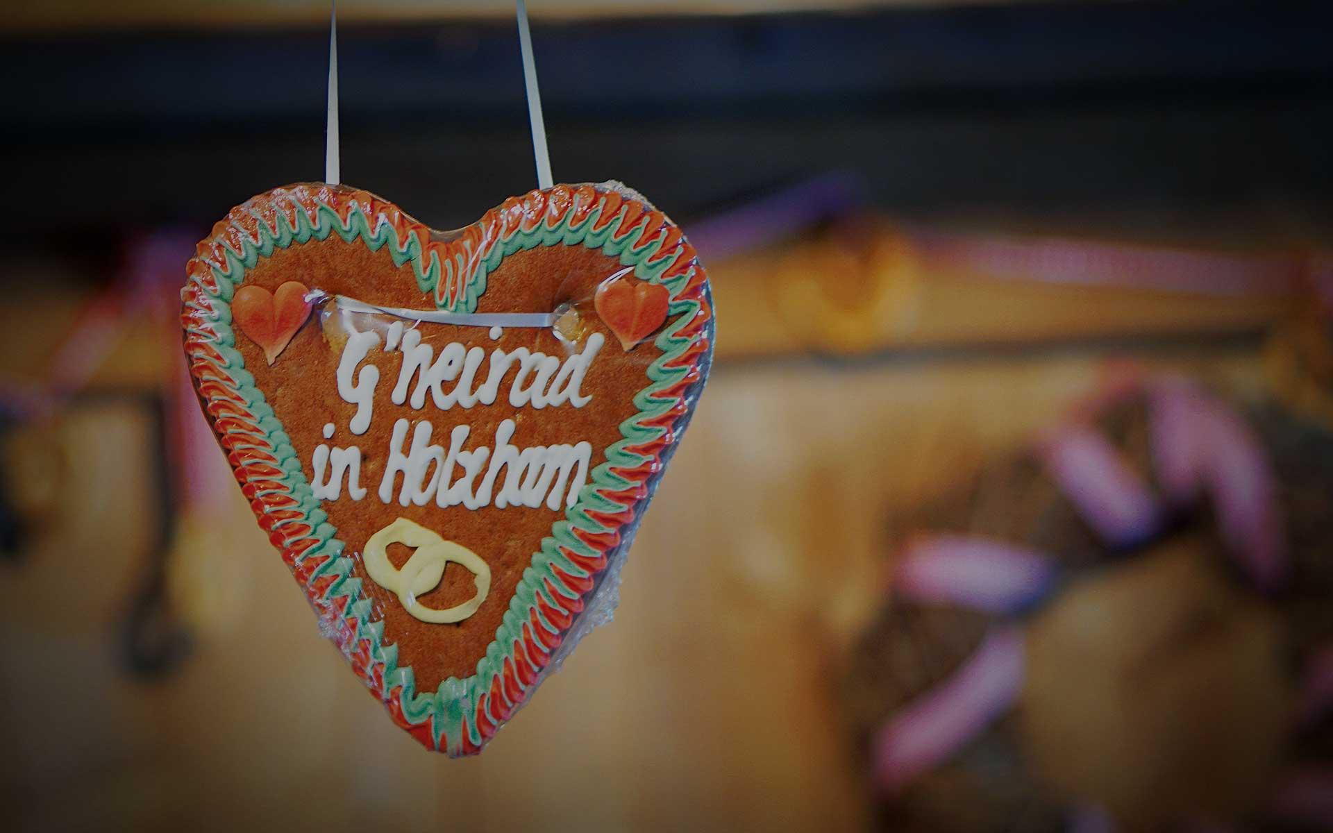 Hochzeitsdomizil