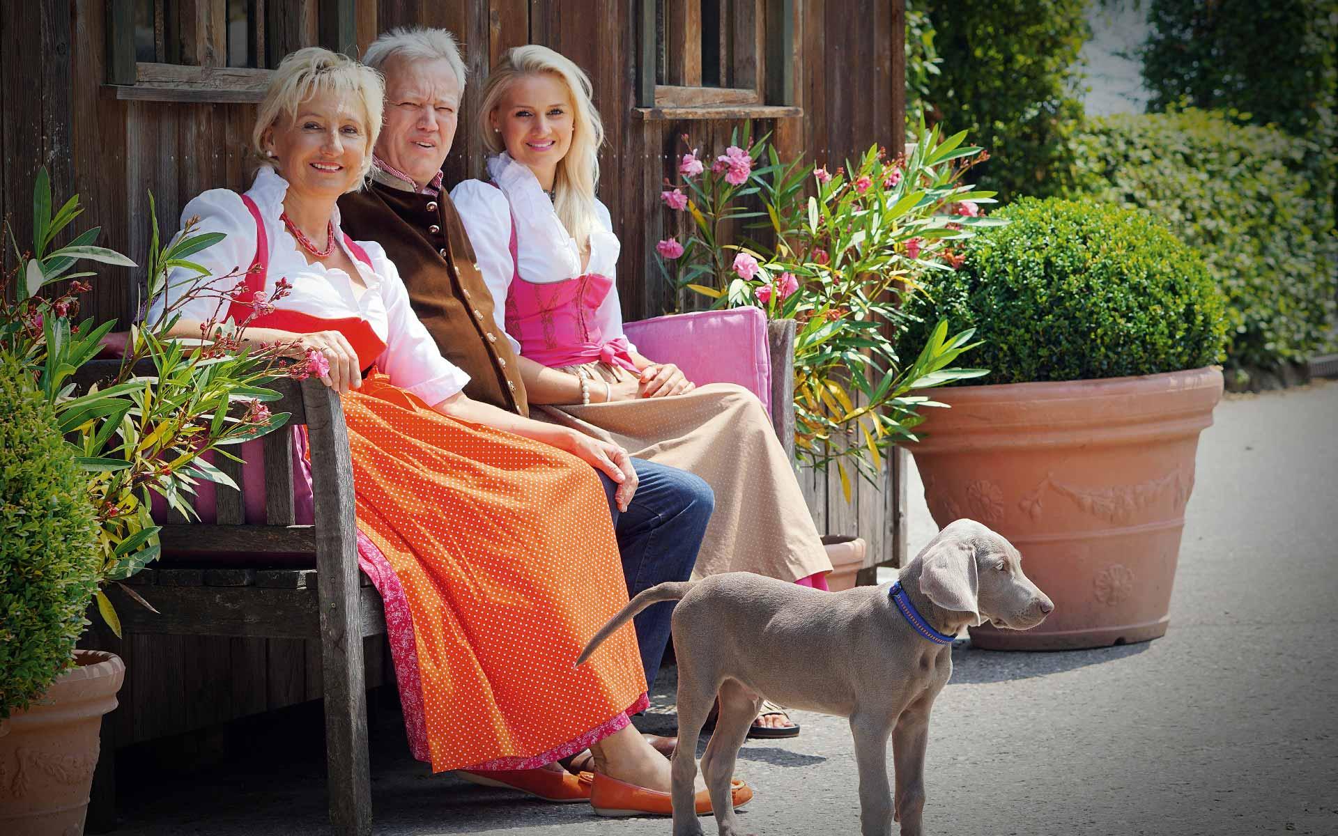 Familie Obermeier